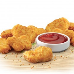 NUGGETS DE DINDE (par lot)