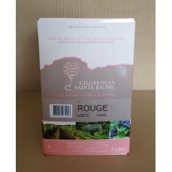 ROUGE CELLIER DE LA SAINTE BAUME CUBI (5L)