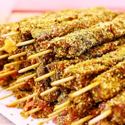 BROCHETTES A L'INDIENNE